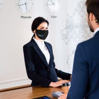 υφασμάτινη μάσκα προστασίας covid